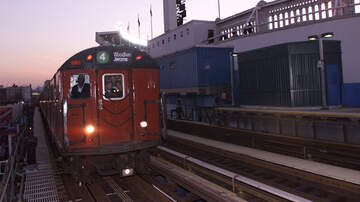National News - New York City Dad Jumps In Front Of Train Holding Five-Year-Old Daughter