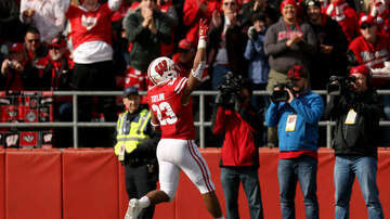 Wisconsin Badgers - Jonathan Taylor named Big Ten Offensive Player of the Week for Week 4