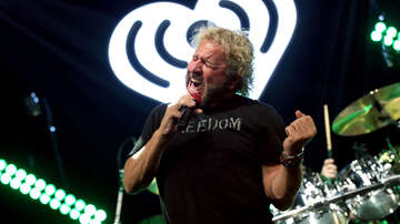 Rock News - Sammy Hagar Promises Free Concert Series After His Festival Was Canceled