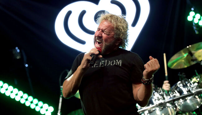 Sammy Hagar Promises Free Concert Series After His Festival Was Canceled
