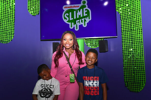 Nickelodeon Launched Slime City Atlanta Pop-Up