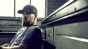 iHeartRadio Live - Brantley Gilbert to Celebrate 'Fire & Brimstone' During Album Release Party