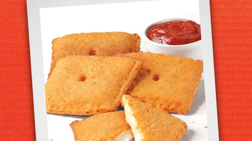 Suzette - Pizza Hut & Cheez-It Have A Mash-Up Snack Called The Stuffed Cheez-It Pizza