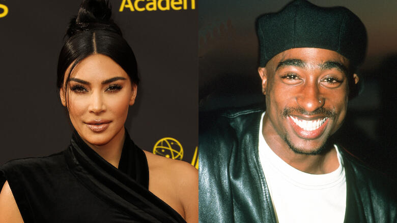Kim Kardashian Reveals She Made A Cameo In A 2Pac Music Video At 14