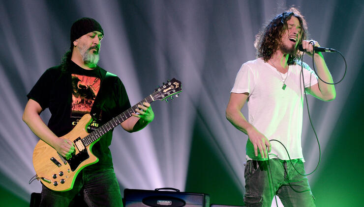 New Book Chronicles Complete Story Of Soundgarden's Career | iHeartRadio