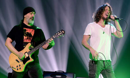 Rock News - New Book Chronicles Complete Story Of Soundgarden's Career