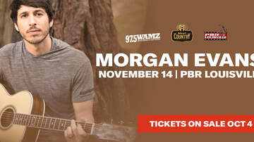 None - Morgan Evans - iHeartCountry Concert Series