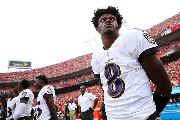 Baltimore Ravens vKansas City Chiefs