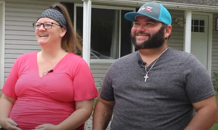National News - Parents Learn Home Was Drug Lab After Unborn Baby Tests Positive For Meth