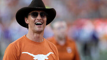 EJ -  Matthew McConaughey Will Make $12,000 for Every Class He Teaches at the UT