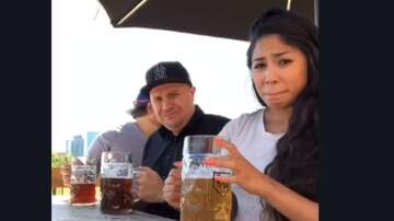 Deuce - Watch: The Party Morning Show Does Oktoberfest