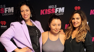 Paulina - Marilyn Camacho & Nadine Velasquez Talk Taking The Lead & Latina Expo 2019
