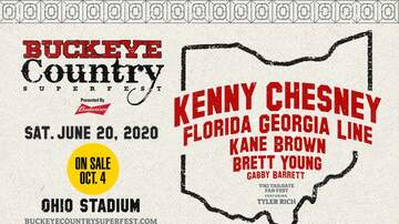 None - Buckeye Country Superfest 2020 with Kenny, FGL, Kane Brown and more