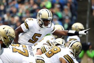 Saints' Offense Showed Signs Of Progress With Bridgewater