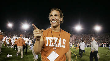 Ric Rush - Professor McConaughey will make $12,000 for every film class taught at UT