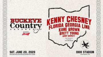 Features - Purchase presale tickets to Buckeye Country Superfest