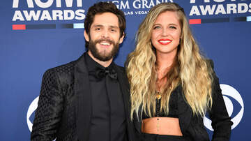 None - Thomas Rhett Cries When Reading Wife's New Memoir