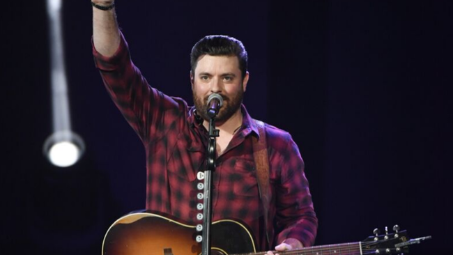 Chris Young Debuts Emotional New 'Drowning' Video