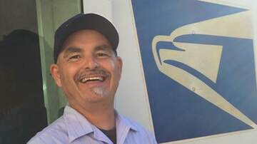image for Orangevale Mail Carrier Gets Postmaster General Hero Award