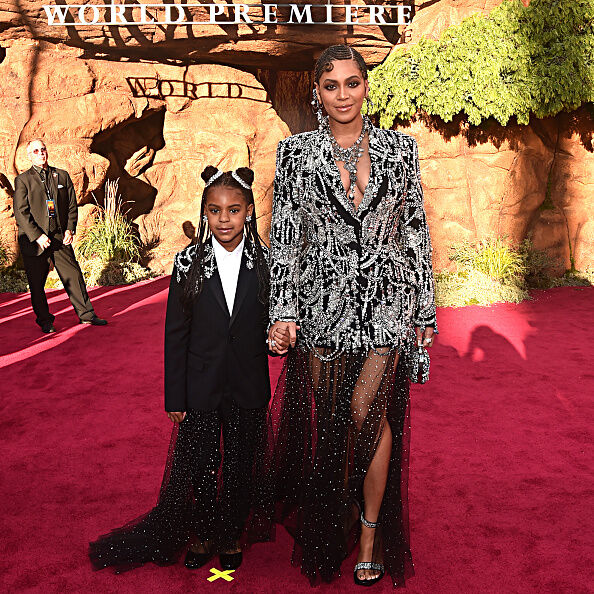 Beyonce Reportedly Calls Blue Ivy a 'Cultural Icon In Legal Battle