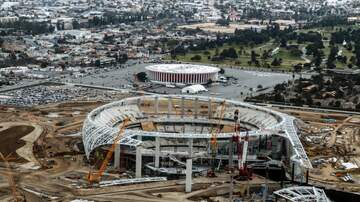 Costa and Richards - Ram's COO Kevin Demoff on New Stadium and Reported Friction with Chargers