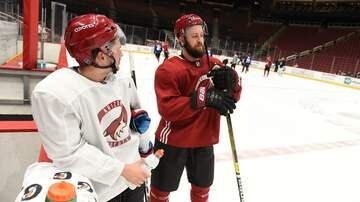 Arizona Coyotes - Coyotes Announce 2019-20 Veteran's Training Camp Roster