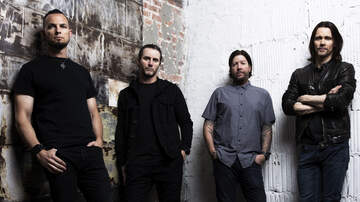Q104.3's QN'A - Myles Kennedy, Mark Tremonti Explain How Alter Bridge 'Reinvented' Itself