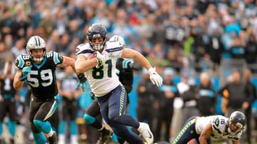 Seattle Seahawks - Seahawks trade Nick Vannett to Steelers, re-sign Luke Willson