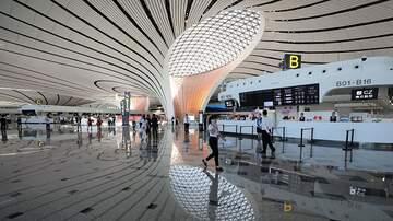 JR Montano - El espectacular aeropuerto con forma de estrella de mar que estrena China