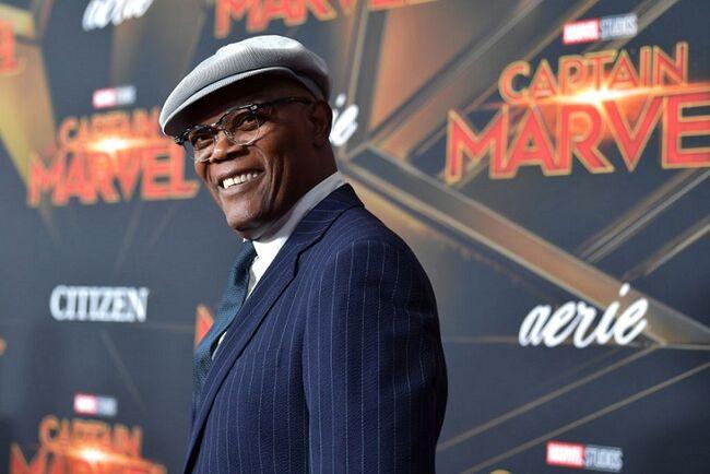 "Marvel Studios ""Captain Marvel"" Premiere - Red Carpet"