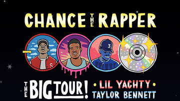 None - Chance The Rapper: The Big Tour