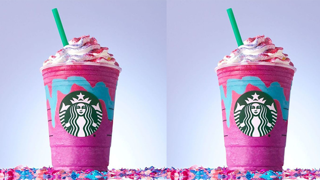 Starbucks Plans To Cut Back On Unicorn Frappuccinos So Go Order One ASAP