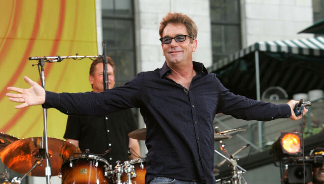 ABC's Good Morning America Presents Huey Lewis In Concert