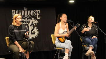 The K102 Roadhouse - PHOTOS: Avenue Beat in the K102 Roadhouse