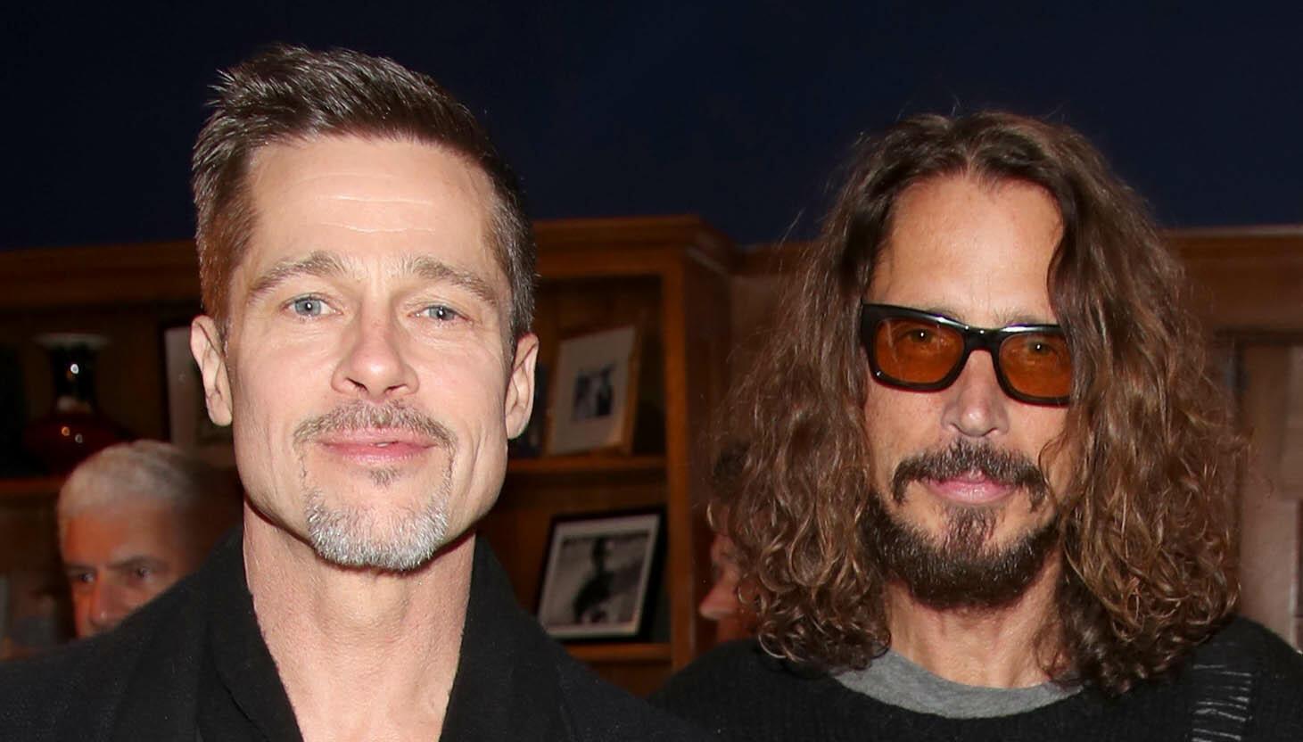 Brad Pitt's Chris Cornell Documentary Will Include Actors, Dramatizations