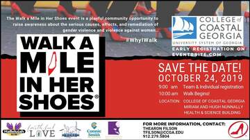 Yolanda Neely - Join Yolanda Neely tomorrow for Walk A Mile in Her Shoes!