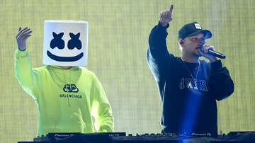 None - Kane Brown Announces Marshmello Performance