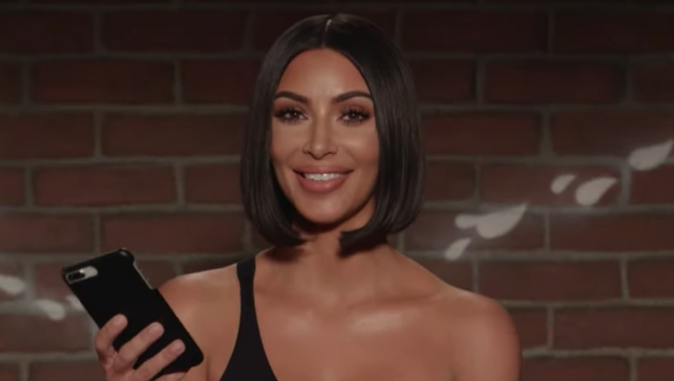 Kim Kardashian & More Deliver The Most Savage Clapbacks In 'Mean Tweets' | iHeartRadio