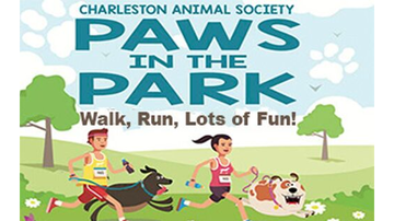 None - Charleston Animal Society Paws in the Park
