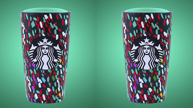 Starbucks Christmas Cups 2019.Starbucks Gives Sneak Peak Of 2019 Holiday Tumblers Merch