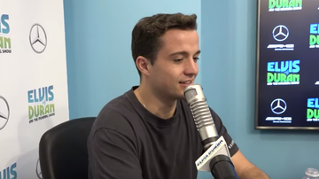 Elvis Duran - Stephen Puth Reveals The Biggest Struggle Of Writing For Other Artists