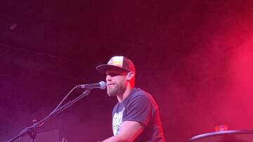 Free Range Bull Series - Chase Rice Stage Photos & Video