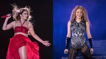 Catalina - JLo and Shakira Are Co-Headlining the 2020 Super Bowl Halftime Show