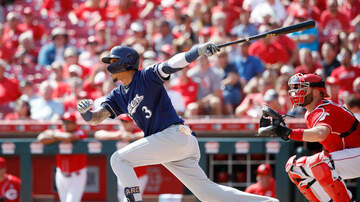 Brewers - Brewers fend off Reds 5-3 for series sweep Thursday