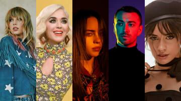 Jingle Ball - 2019 iHeartRadio Jingle Ball Tour Lineup: Taylor Swift, Katy Perry & More