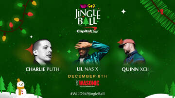 WiLD 94.9's Jingle Ball - The 2019 WiLD 94.9 Jingle Ball Is Heading To The Masonic On December 8th!
