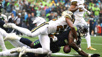Seattle Seahawks - Chris Carson gets full support following fumbles; Bryan Mone waived
