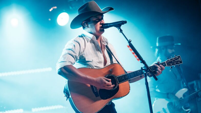Jon Pardi Opens Up About New Album 'Heartache Medication' And Upcoming Tour