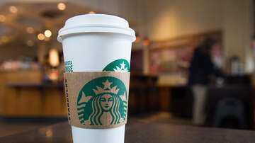 Shawn Patrick - It's the Perfect Day for Starbucks to Give Out Free Drinks, and They Are!