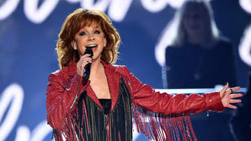 Ric Rush - Reba McEntire honored with Artist of a Lifetime